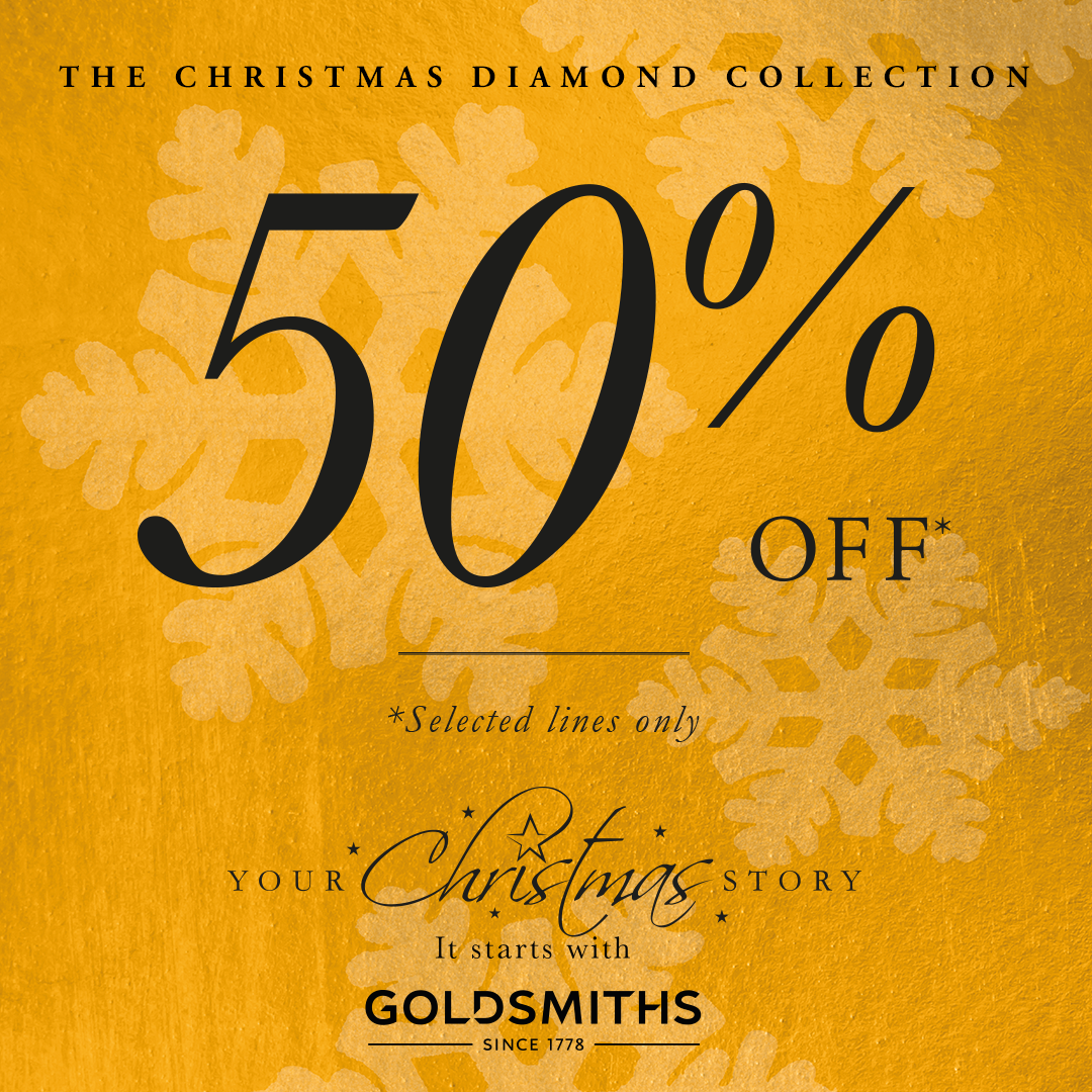 Your Christmas Love Story\' at Goldsmiths - Bloomfield Shopping Centre