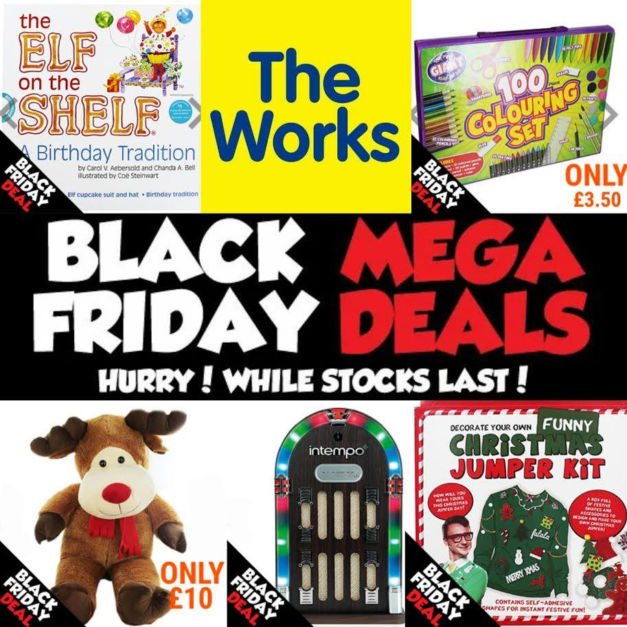 Black Friday The Works