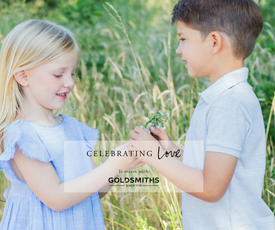 Goldsmiths - Celebrating Love