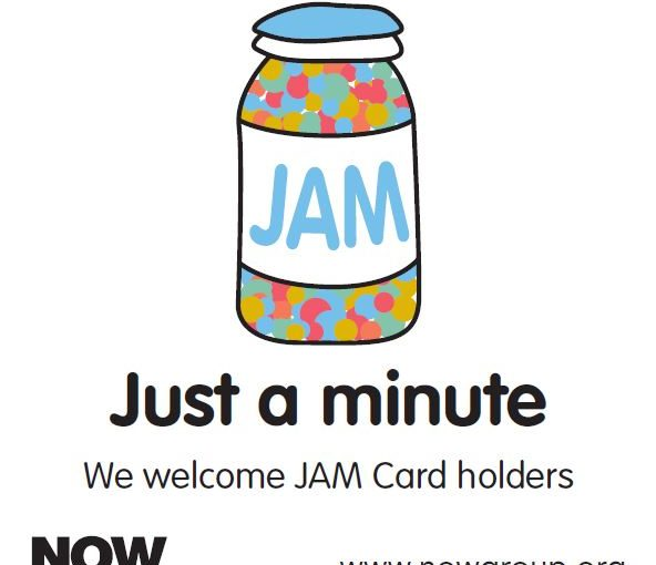 Bloomfield becomes a JAM Card Friendly Organisation