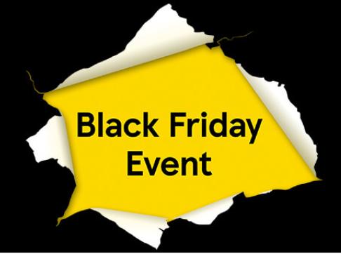 Tesco Black Friday Event