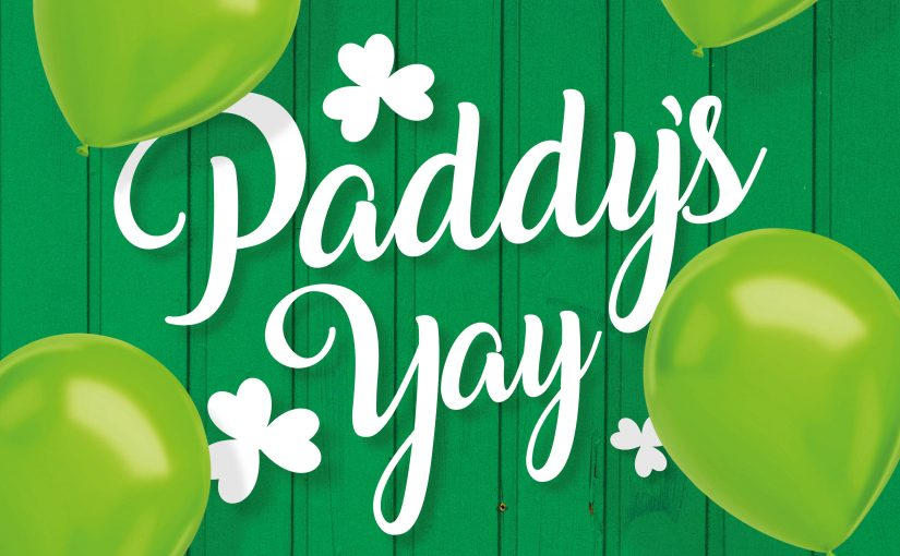 Paddy's Yay!