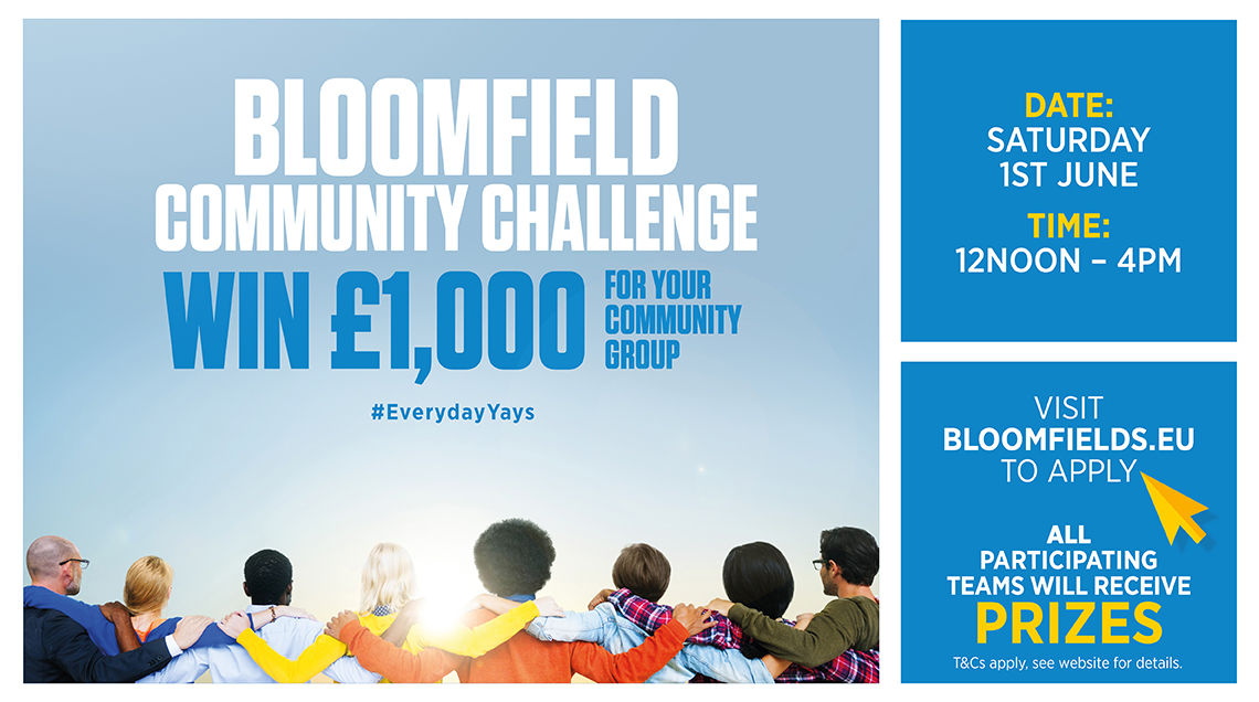 Bloomfield Community Challenge 2019
