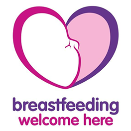 Breastfeeding Welcome at Bloomfield Shopping Centre