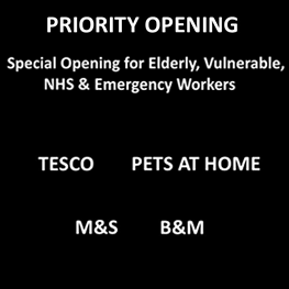 Priority Opening for Key Workers