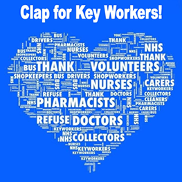 Clap For Key Workers