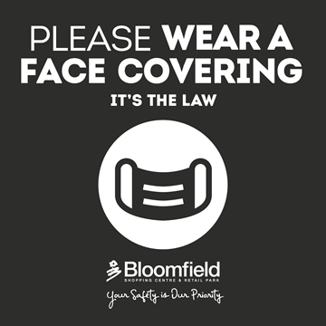 Wear A Face Mask - It's the law