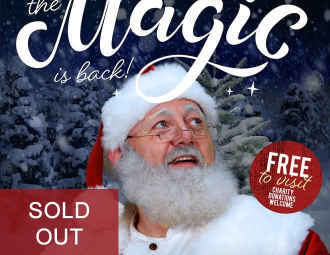 Santa's Cottage – Sold Out